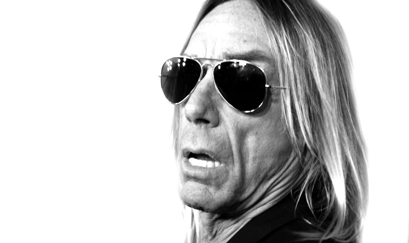 Iggy Pop no Super Bock Super Rock
