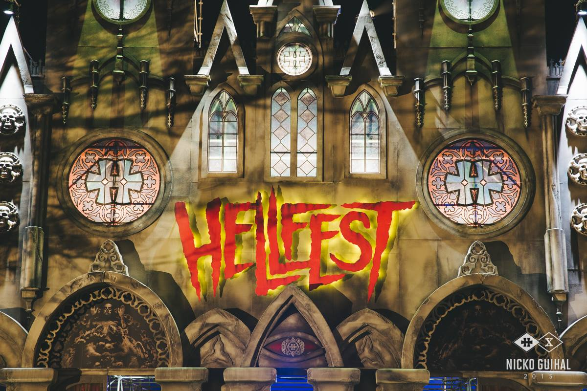 Hellfest 2016 • Playlist Valley/Warzone