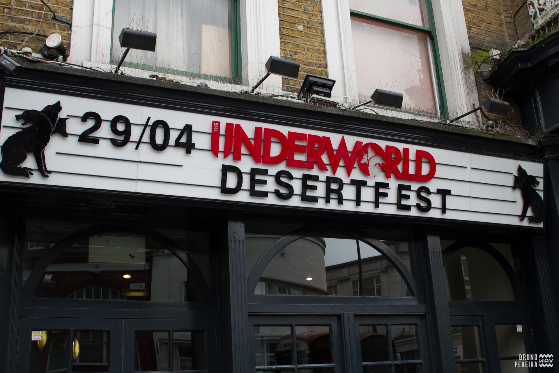 Desertfest London 2016 - Day 1 [29Apr] Photo Galleries + Live Report