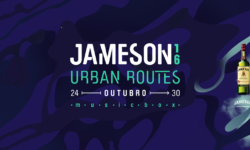 Jameson Urban Routes 2016 • Playlist