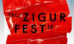 TRC Zigurfest 2016 • Cartaz completo e horários