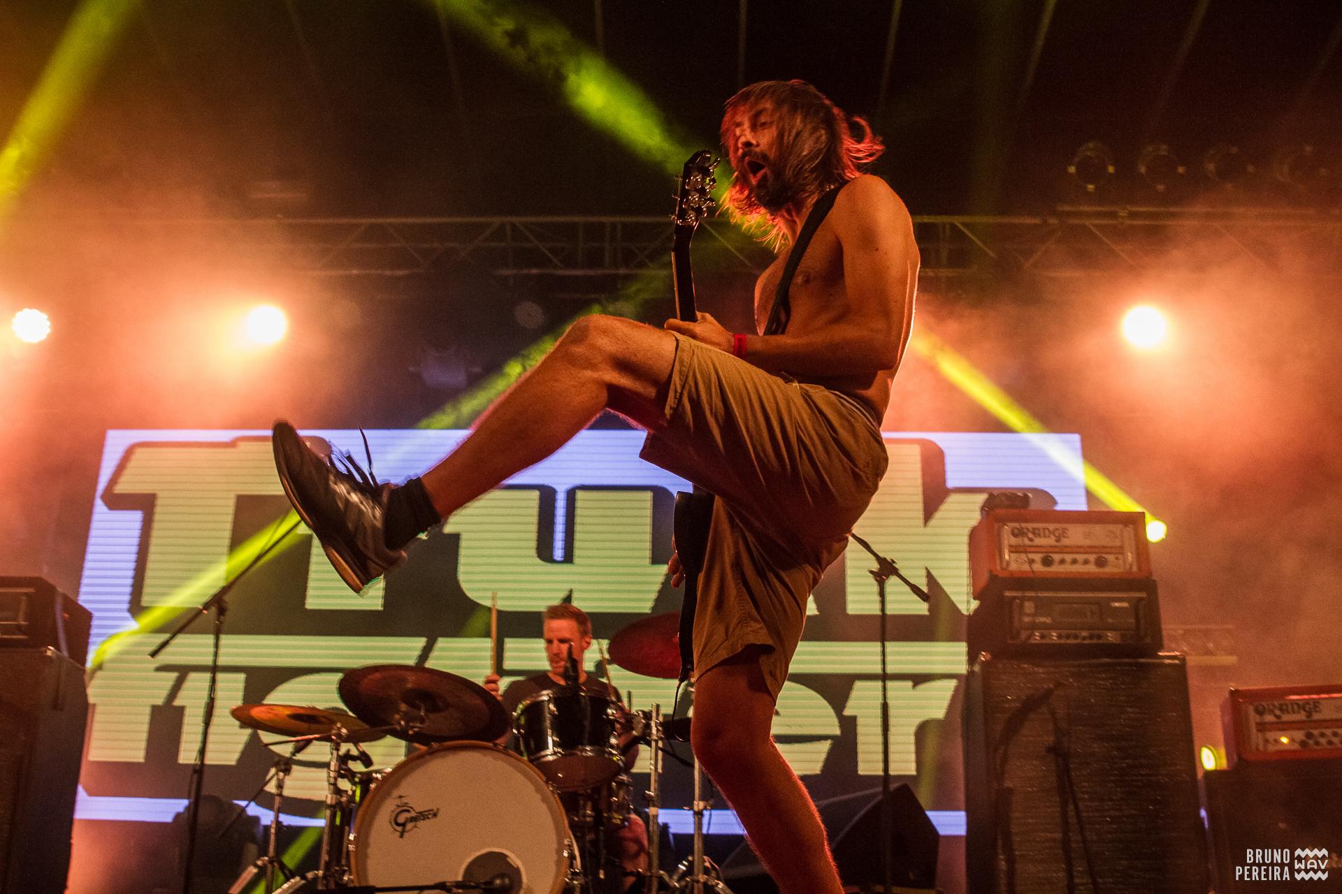 Truckfighters regressam a Portugal em novembro para dois concertos