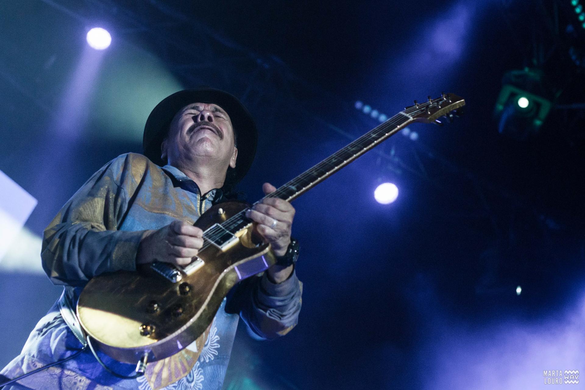 Santana - MEO Arena, Lisboa [27Jul2016] Foto-reportagem