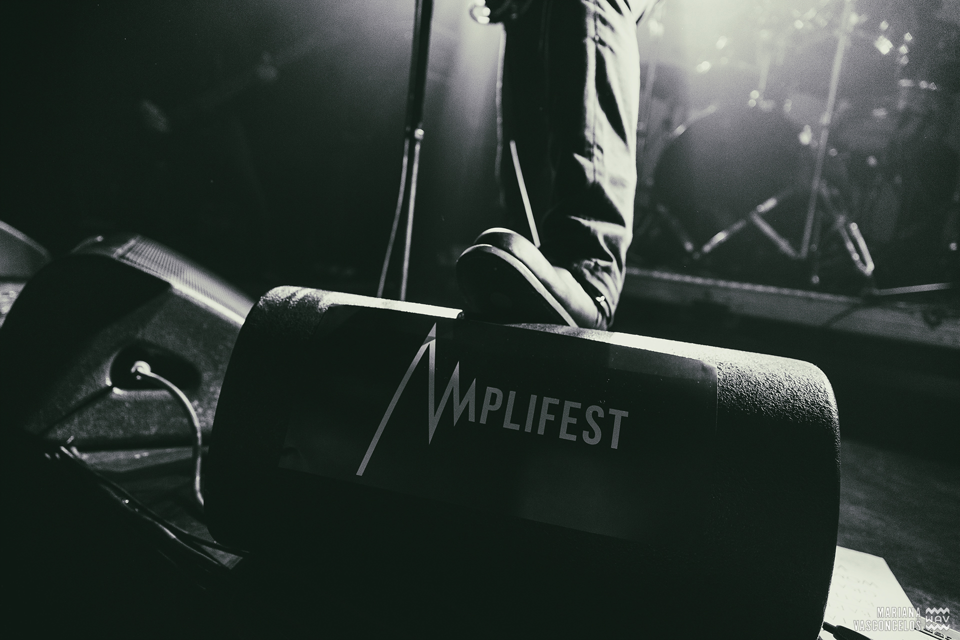 Amplifest 2016 – Vo. 1 – Stronger than any faith that inflicts pain and fear