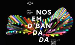 NOS em D'Bandada 2016 já tem cartaz
