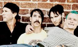 Red Hot Chili Peppers são a primeira confirmação para o Super Bock Super Rock 2017