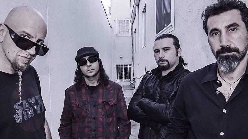 Festival Download chega a Madrid com System of a Down • Bilhetes já estão à venda