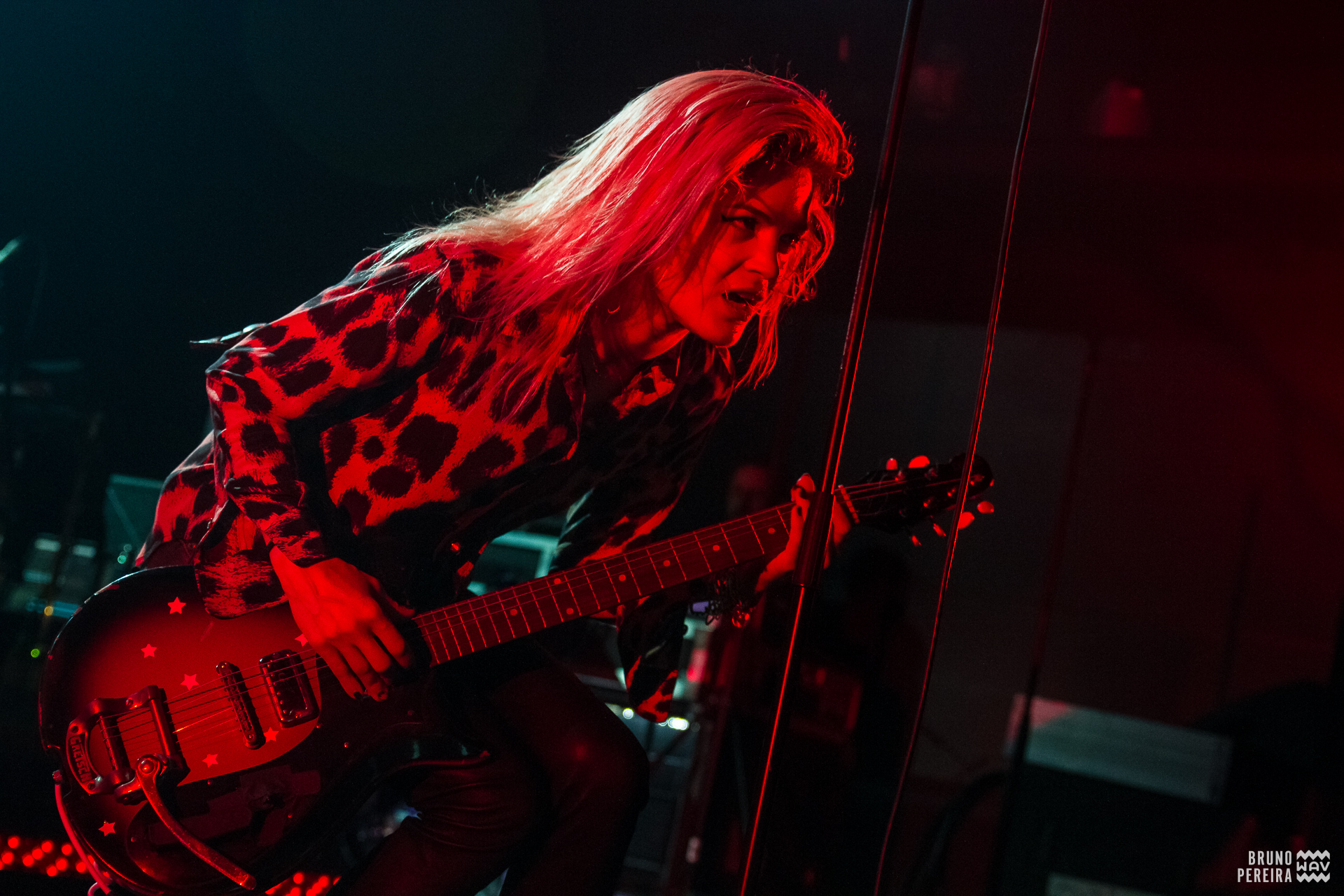 The Kills - Hard Club, Porto [4Nov2016] Foto-reportagem
