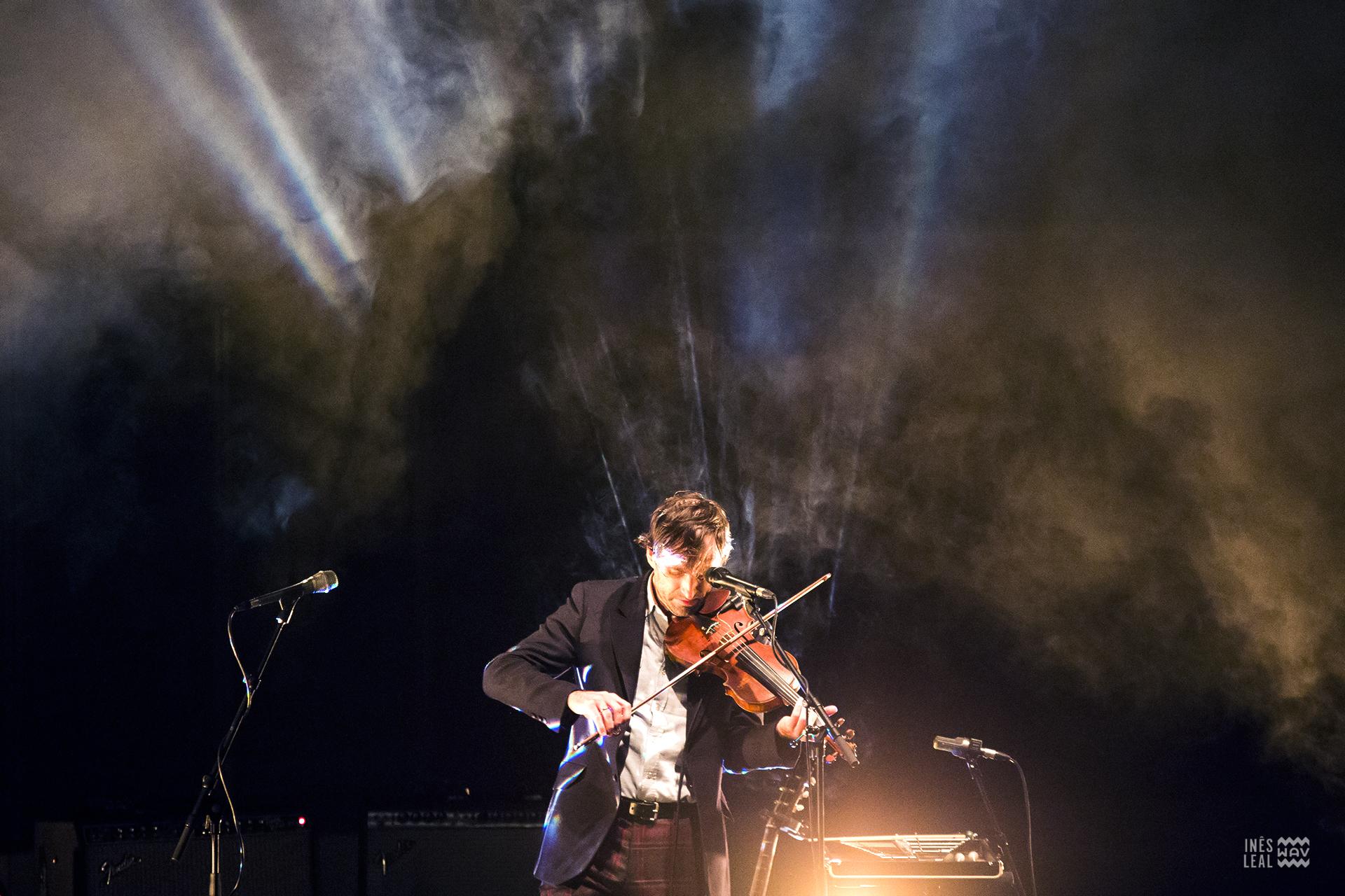Andrew Bird - Casa da Música, Porto [8Nov2016] Foto-reportagem