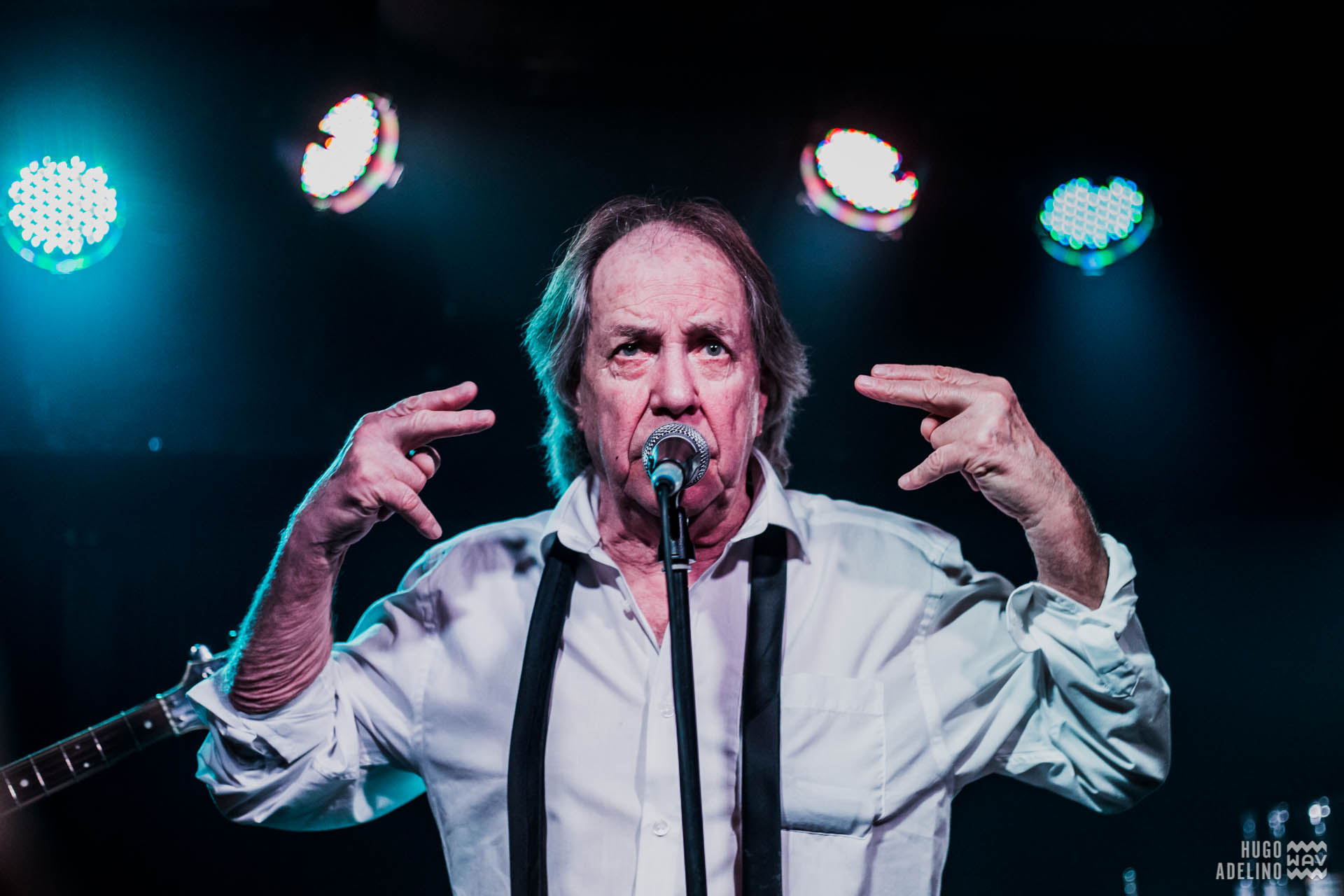 The Pretty Things - Cave 45, Porto [15Nov2016] Texto + Fotos