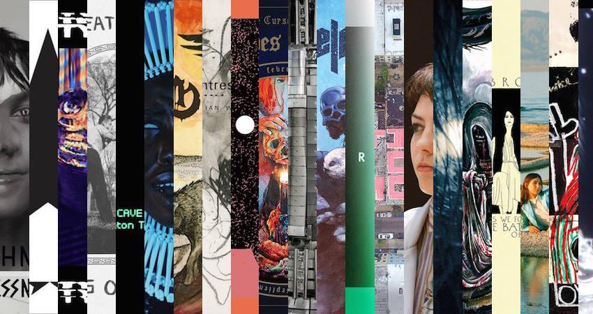 Os 25 melhores álbuns internacionais de 2016