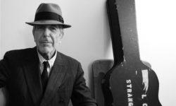 Leonard Cohen • Let us (not) compare mythologies