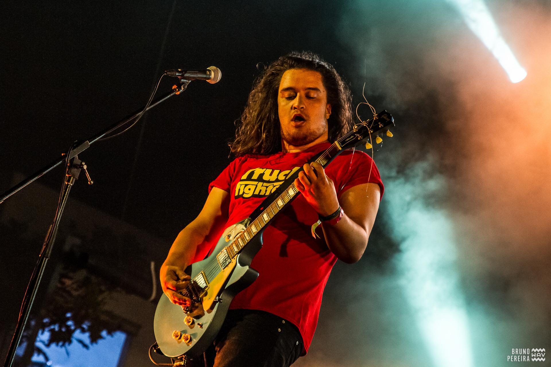 Passatempo • Ganha bilhetes para o concerto de Stoned Jesus no Porto