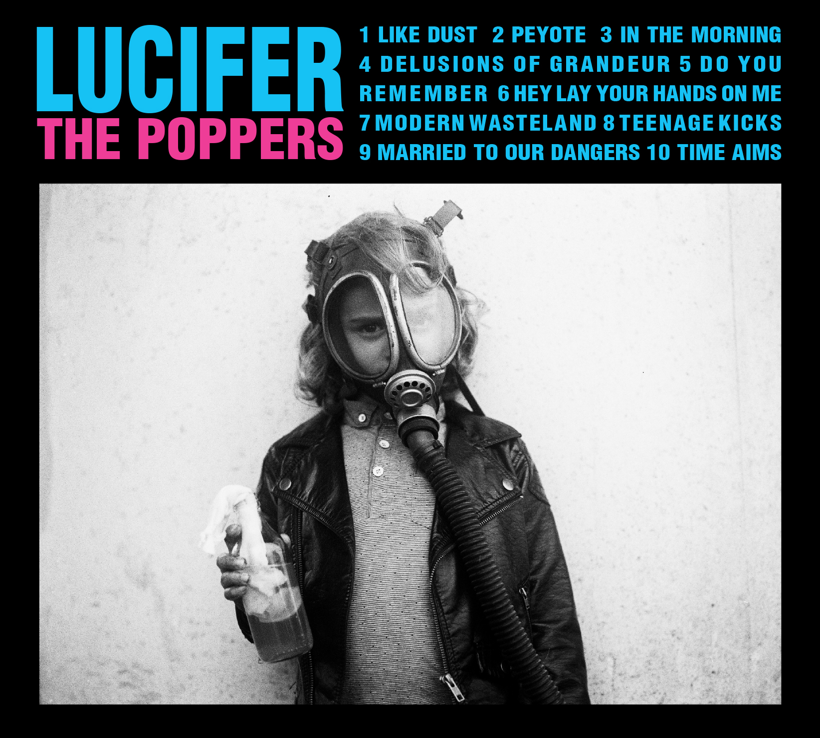 The Poppers – Lucifer
