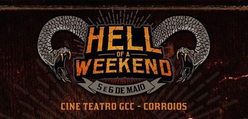 Hell of a Weekend prepara-se para fazer estremecer Corroios