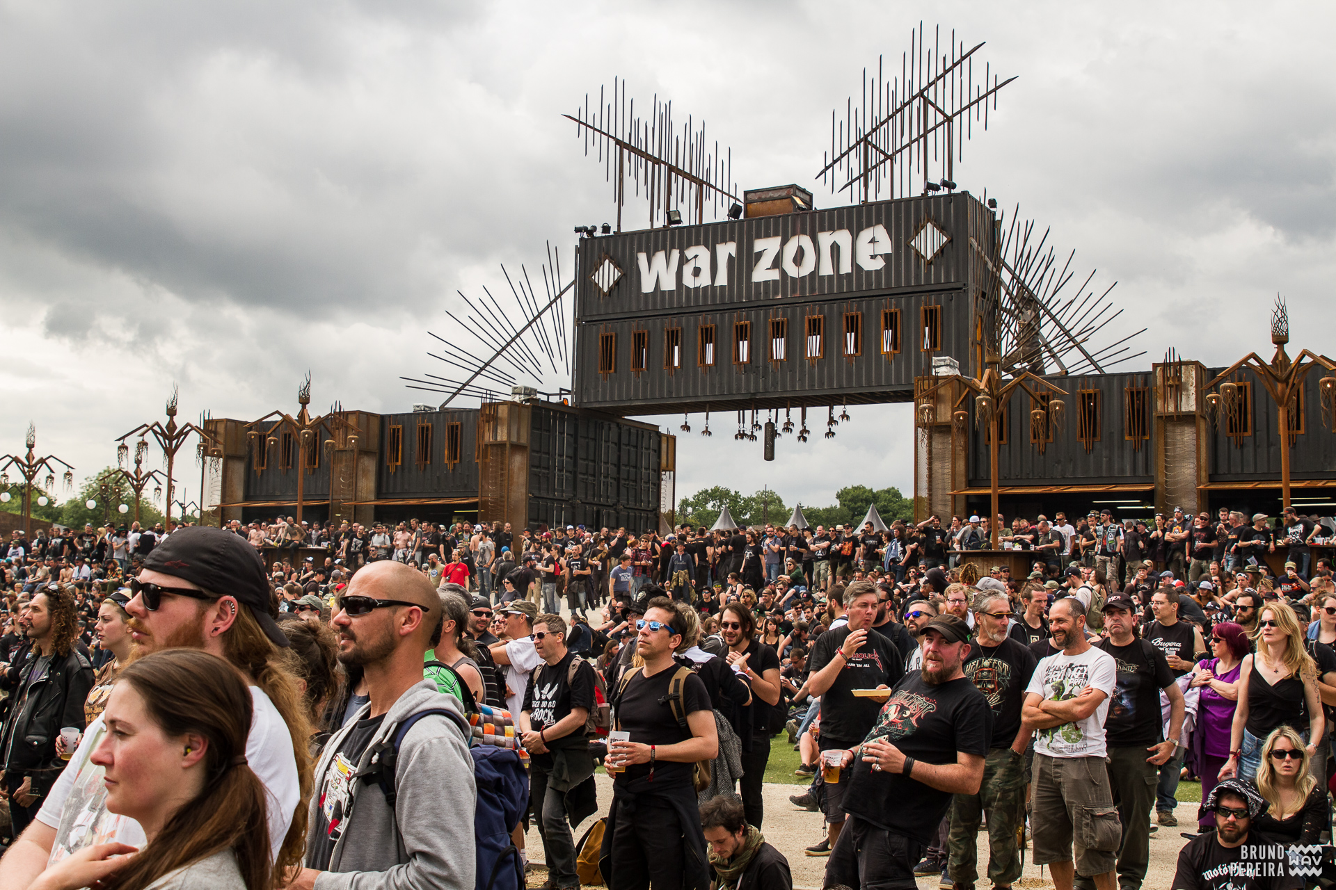 Hellfest 2017 • Playlist Valley e Warzone