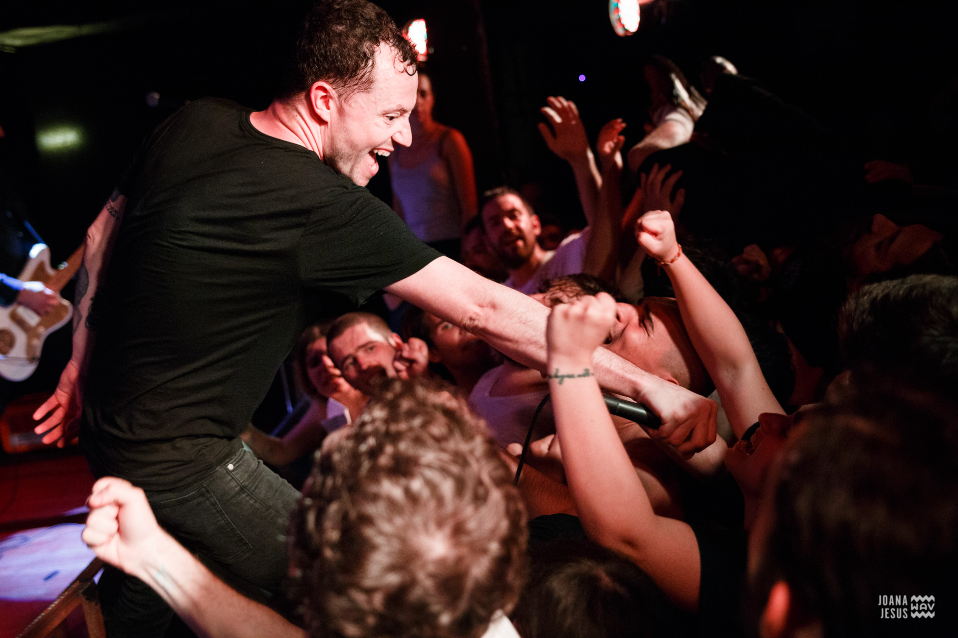Touché Amoré + Code Orange - RCA Club, Lisboa [23Jun2017] Texto + Fotos
