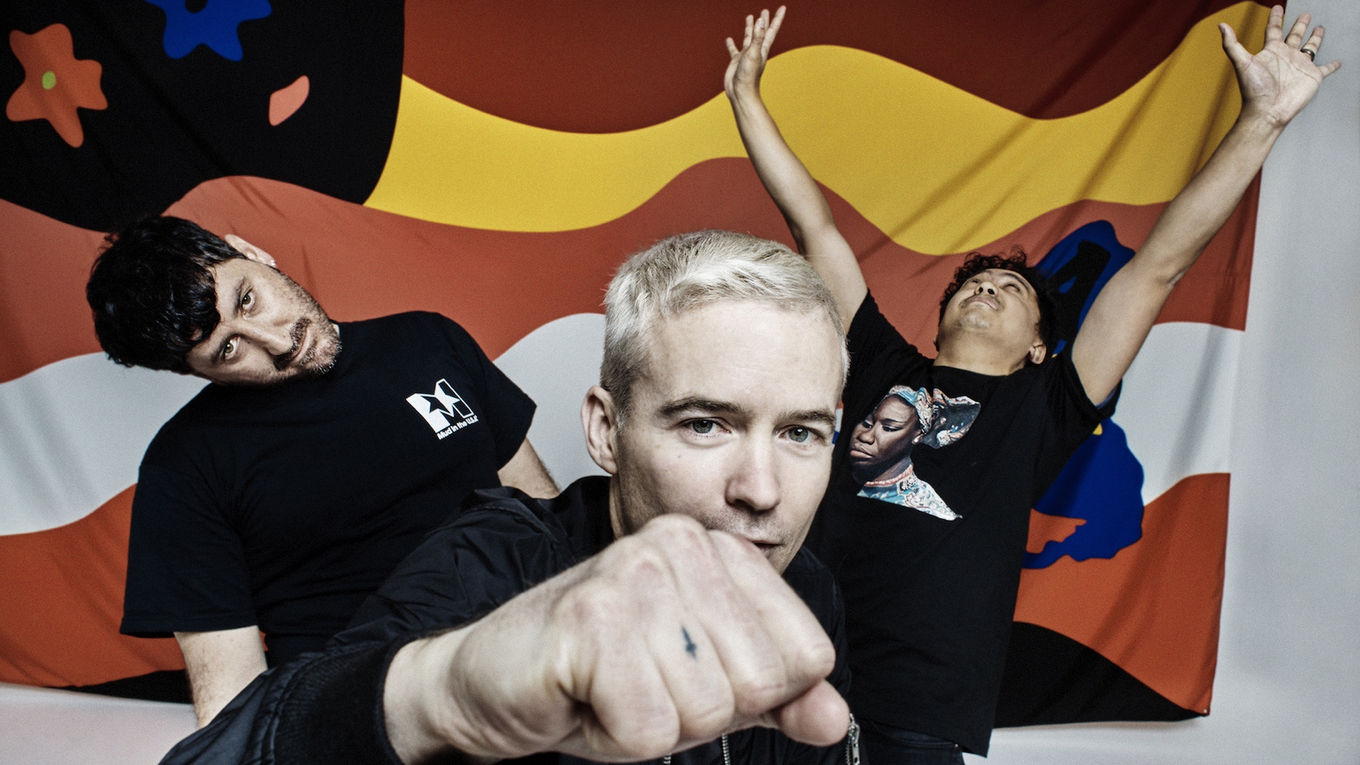 The Avalanches confirmados no NOS Alive'17