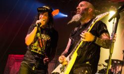 Anthrax – Cine-Teatro de Corroios [5Jul2017] Foto-reportagem