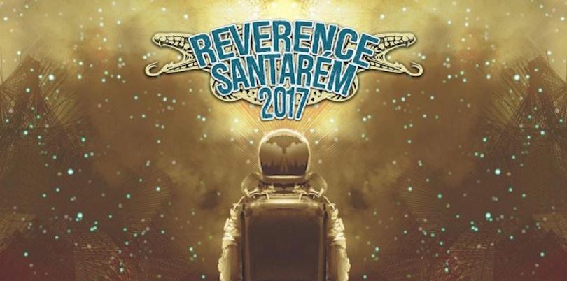 Reverence Santarém 2017 • Horários revelados