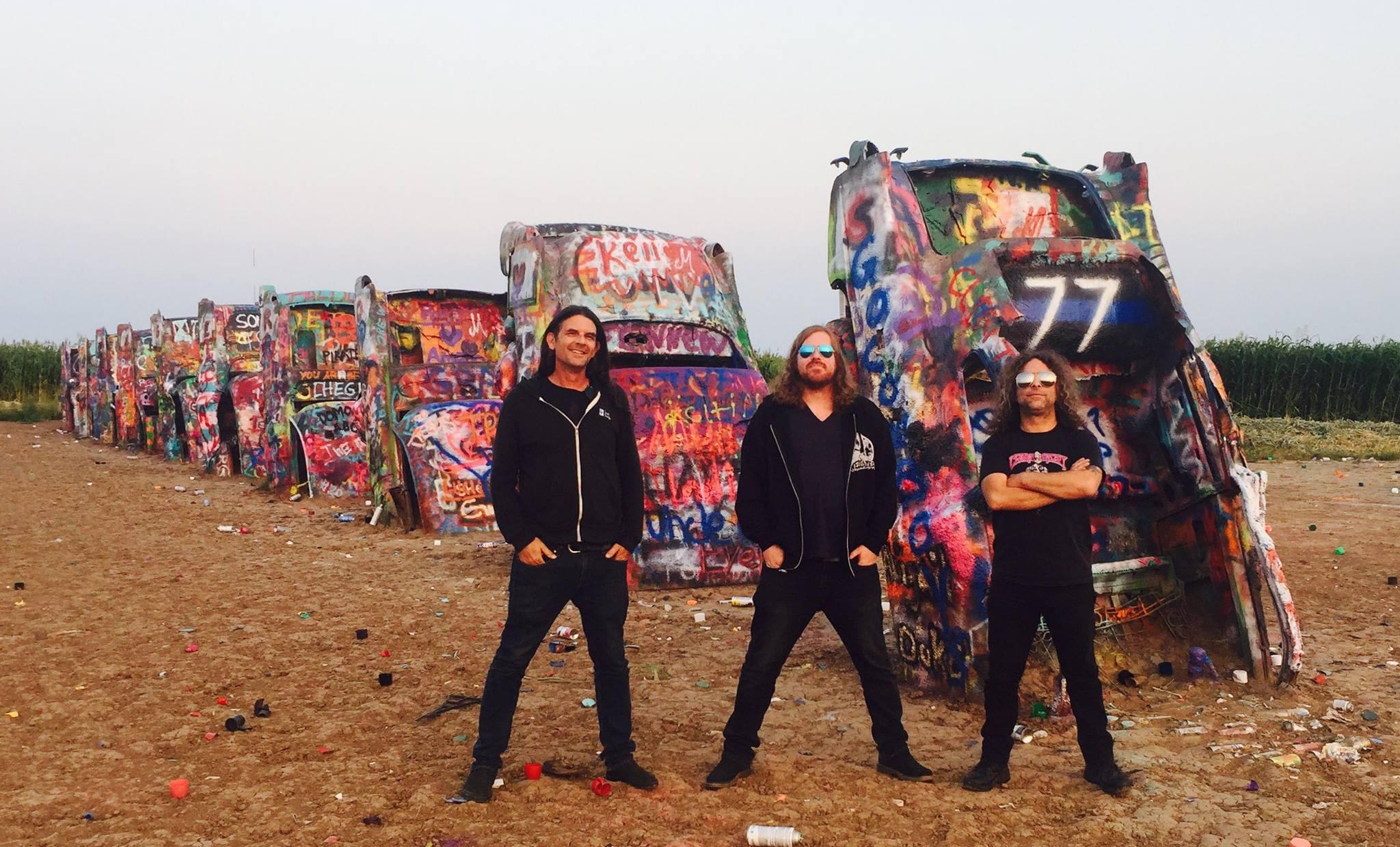 The Atomic Bitchwax apresentam novo disco em Lisboa e Porto