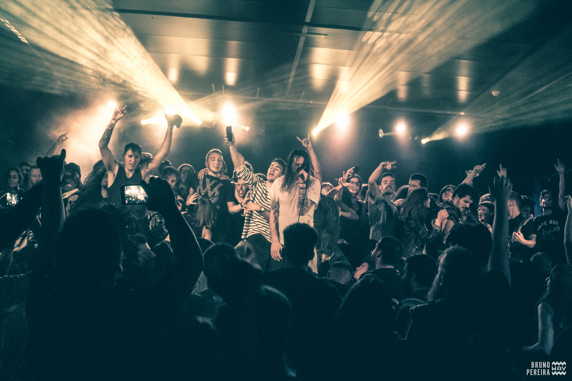 While She Sleeps - Hard Club, Porto [14Jan2018] Texto + Fotos