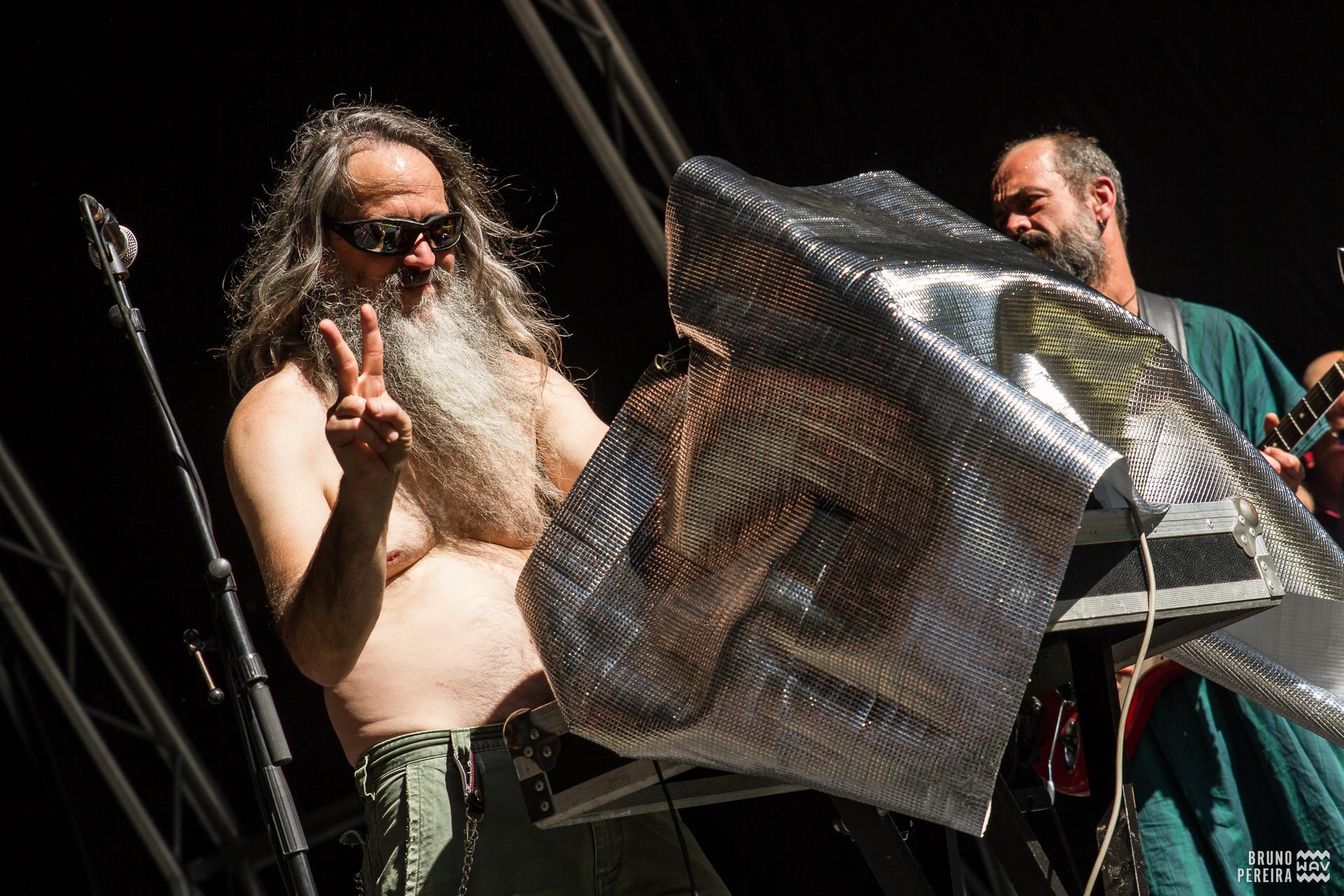 Passatempo Øresund Space Collective: Ganha entradas para o concerto do Porto