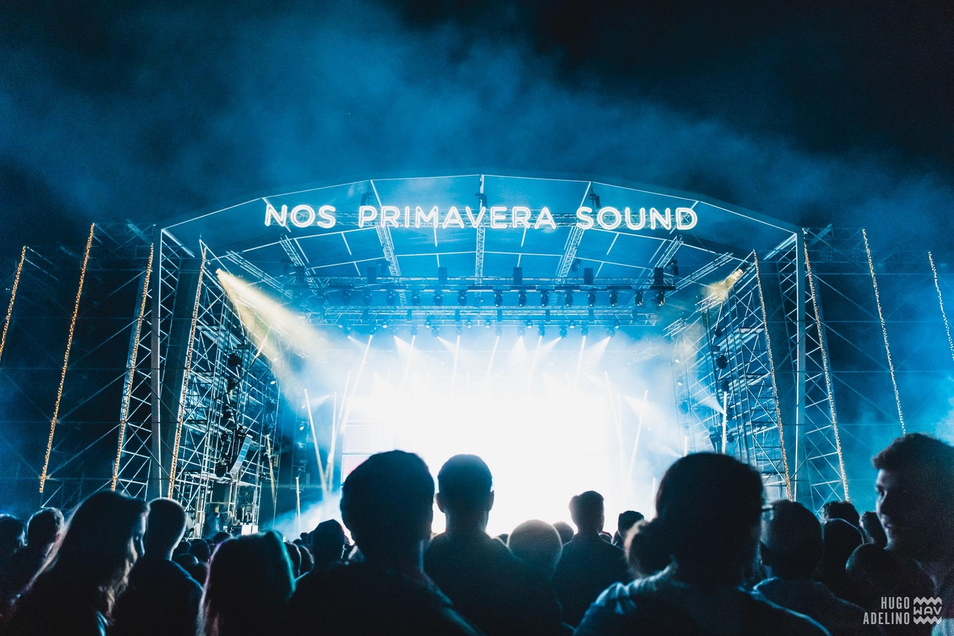 NOS Primavera Sound 2018 [7-9Jun] Fotogalerias