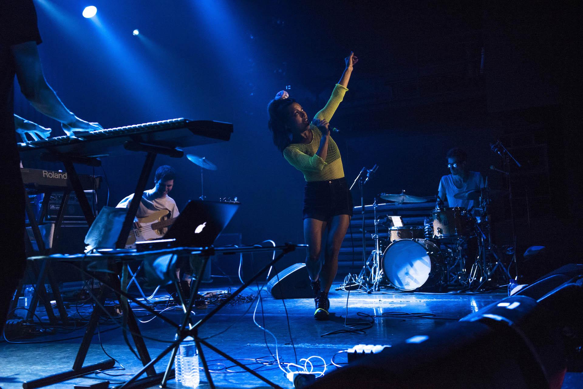 Knower - Hard Club, Porto [10Jul2018] - Quando o groove é real