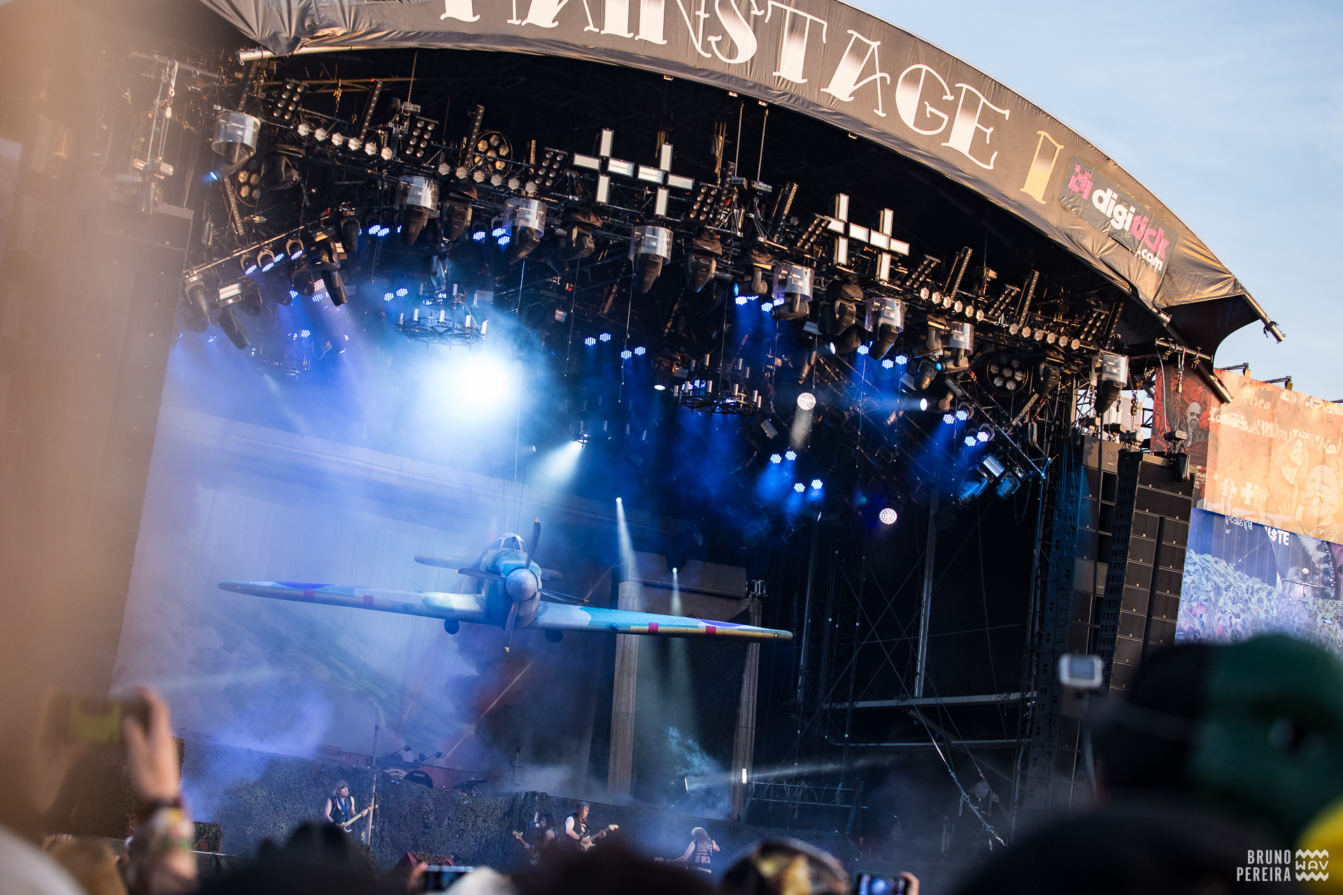 Hellfest 2018 - Day 3 [24Jun] Live Review + Photo Galleries