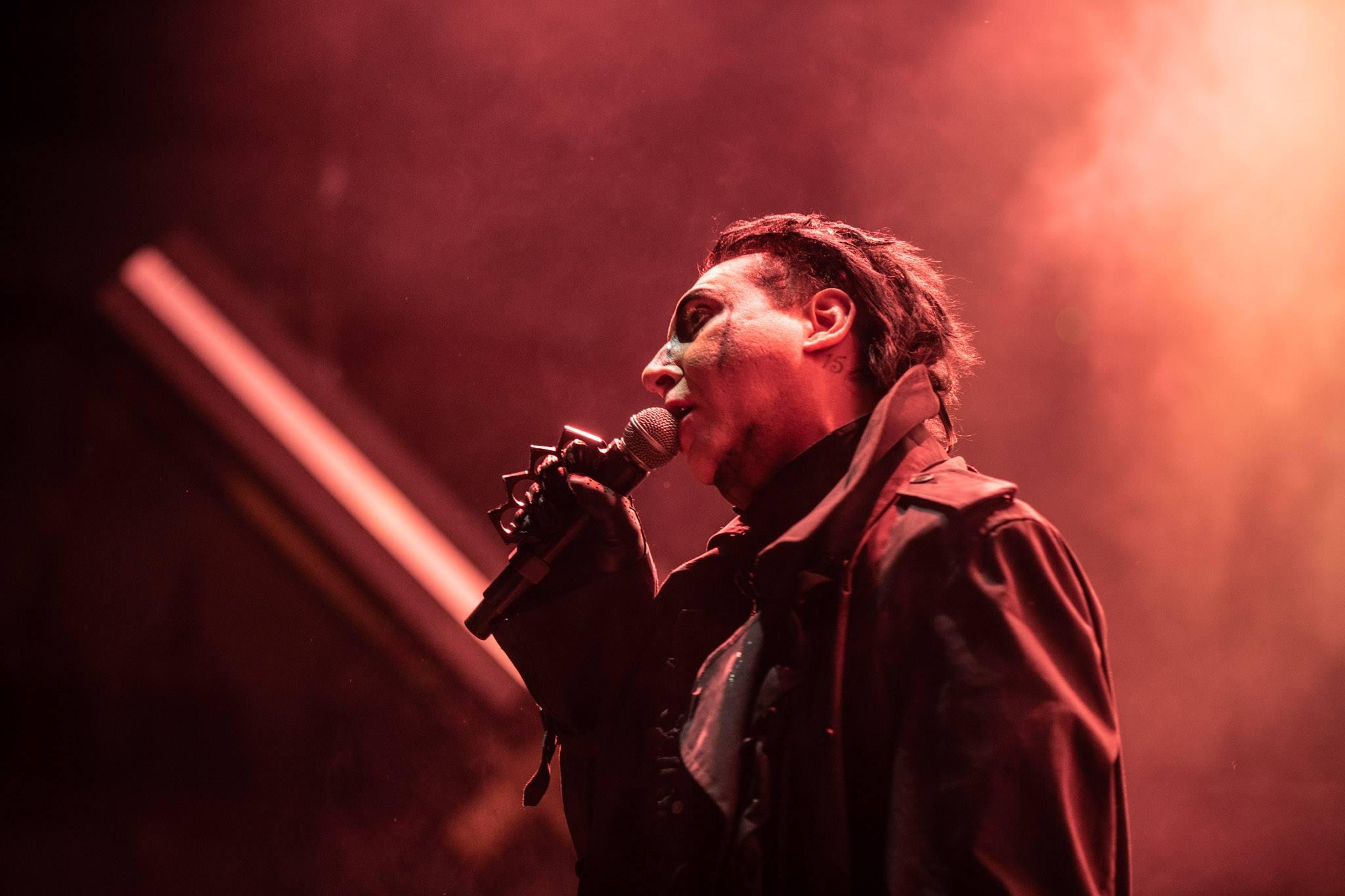 Marilyn Manson - Campo Pequeno, Lisboa [27Jun2018]