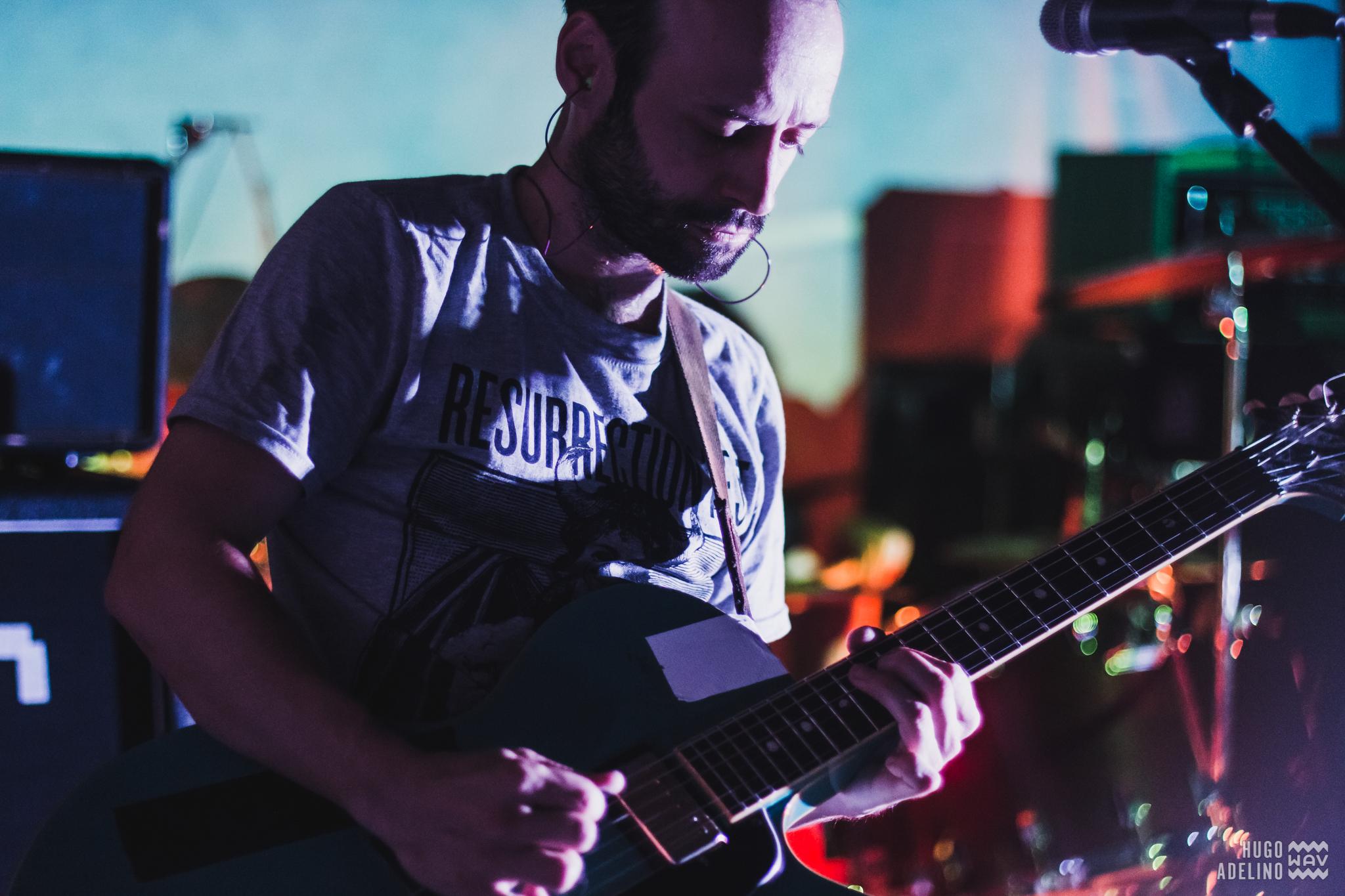 Mars Red Sky - Woodstock 69, Porto [14Jul2018] Foto-reportagem