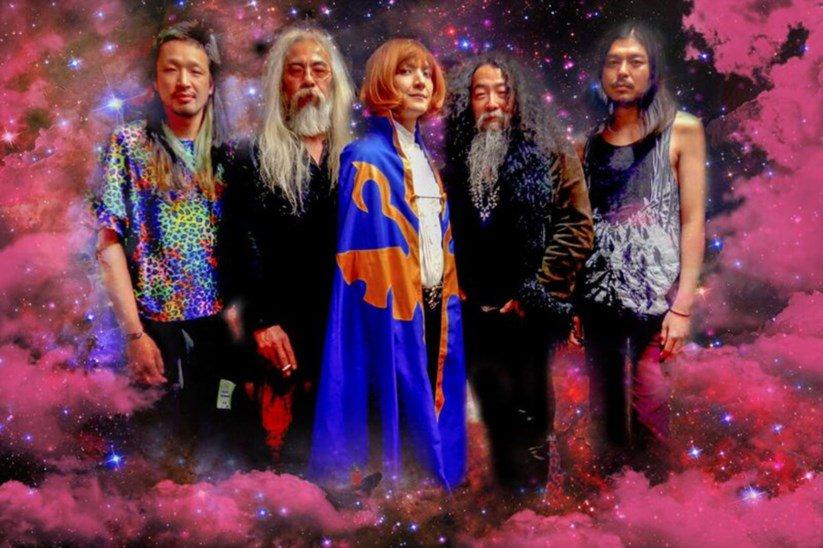 Passatempo Acid Mothers Temple: Ganha bilhetes para o concerto de Braga [Vencedores anunciados]