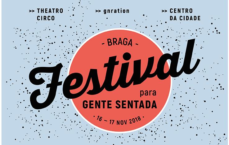 Festival Para Gente Sentada: Sons de outono aconchegam Braga