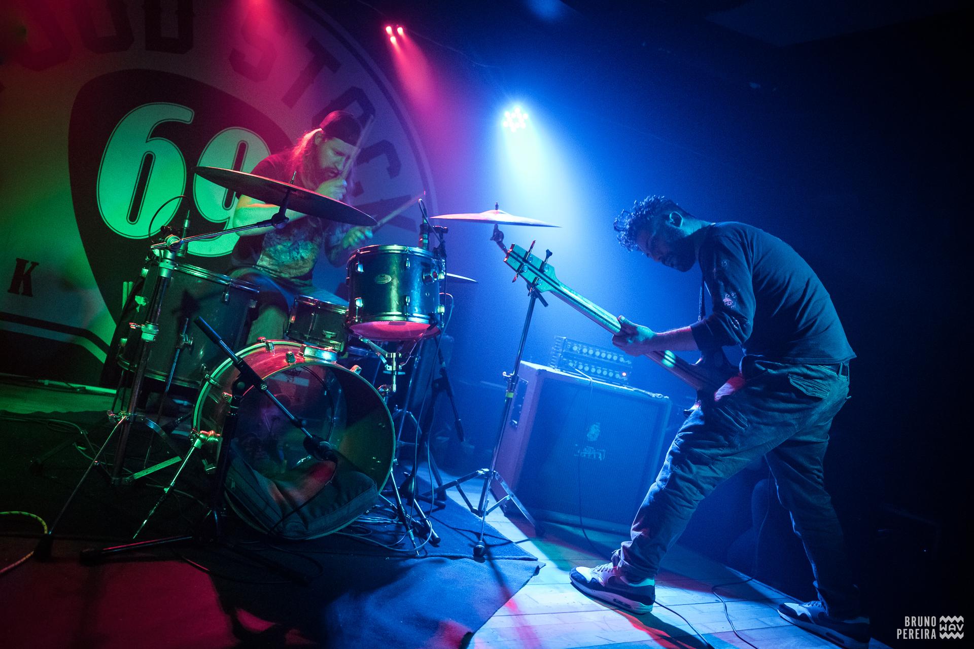 Slabdragger - Woodstock 69, Porto [18Jan2019] Foto-reportagem