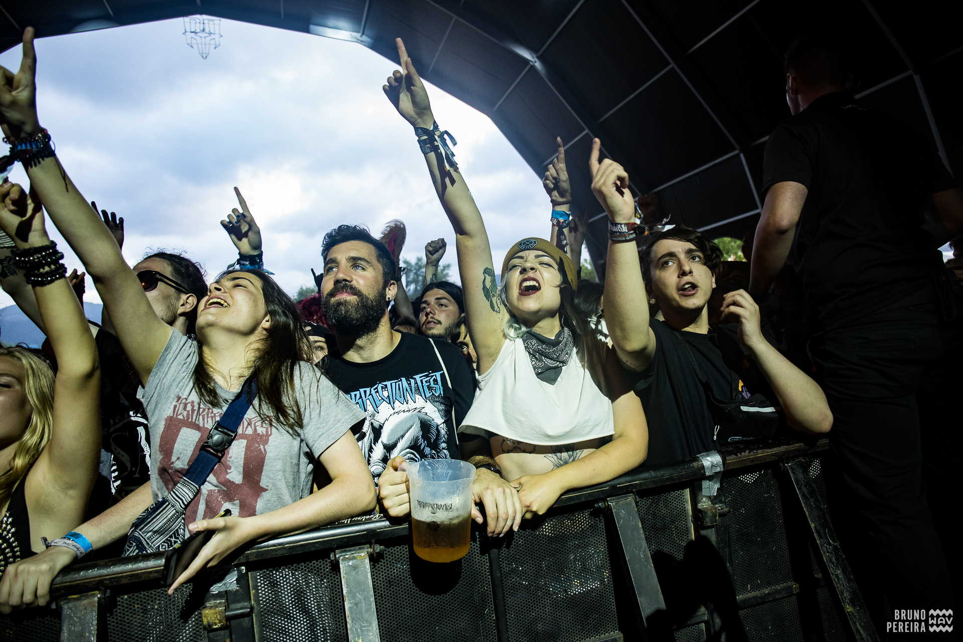 Resurrection Fest 2018 - Dia 1 & Warm Up Party [11/12Jul] Texto + Fotogalerias