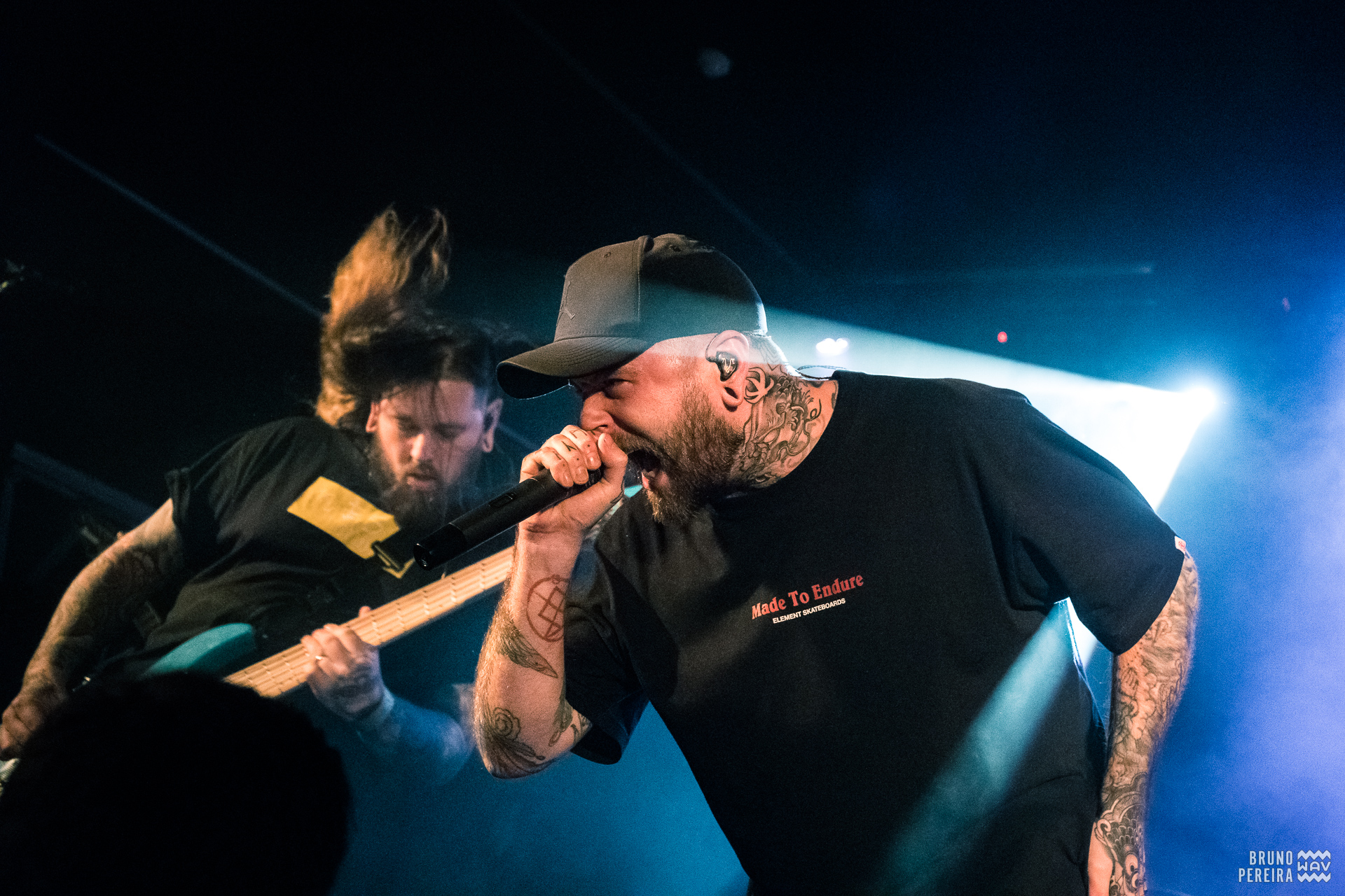 Bury Tomorrow - Hard Club, Porto [25Fev2019] Texto + Fotos