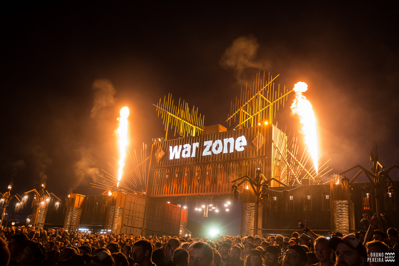 Hellfest 2019 - Valley / Warzone Playlist