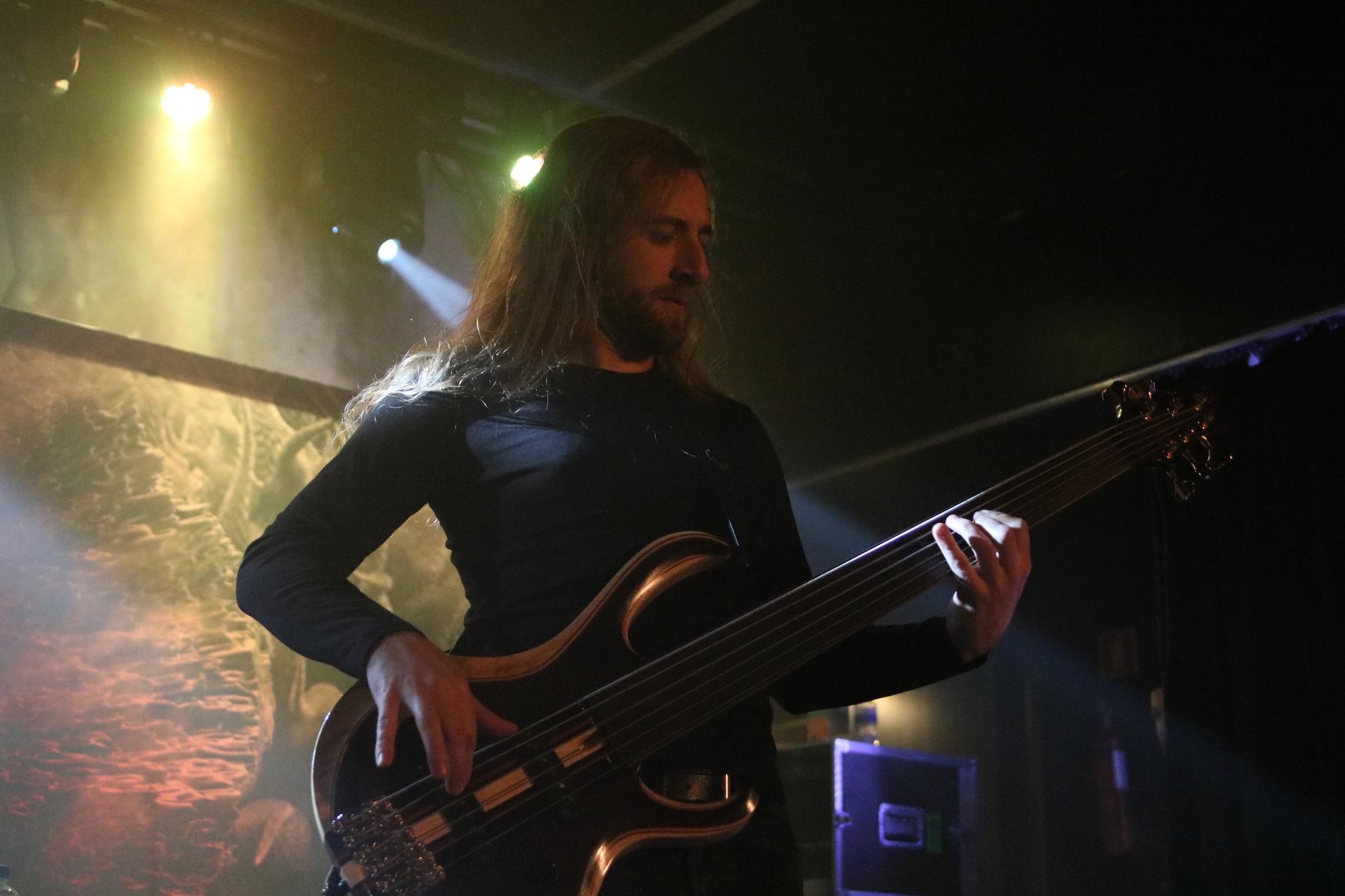 Obscura c/  Fallujah + Allegaeon + First Fragment - Hard Club, Porto [12Fev2019]