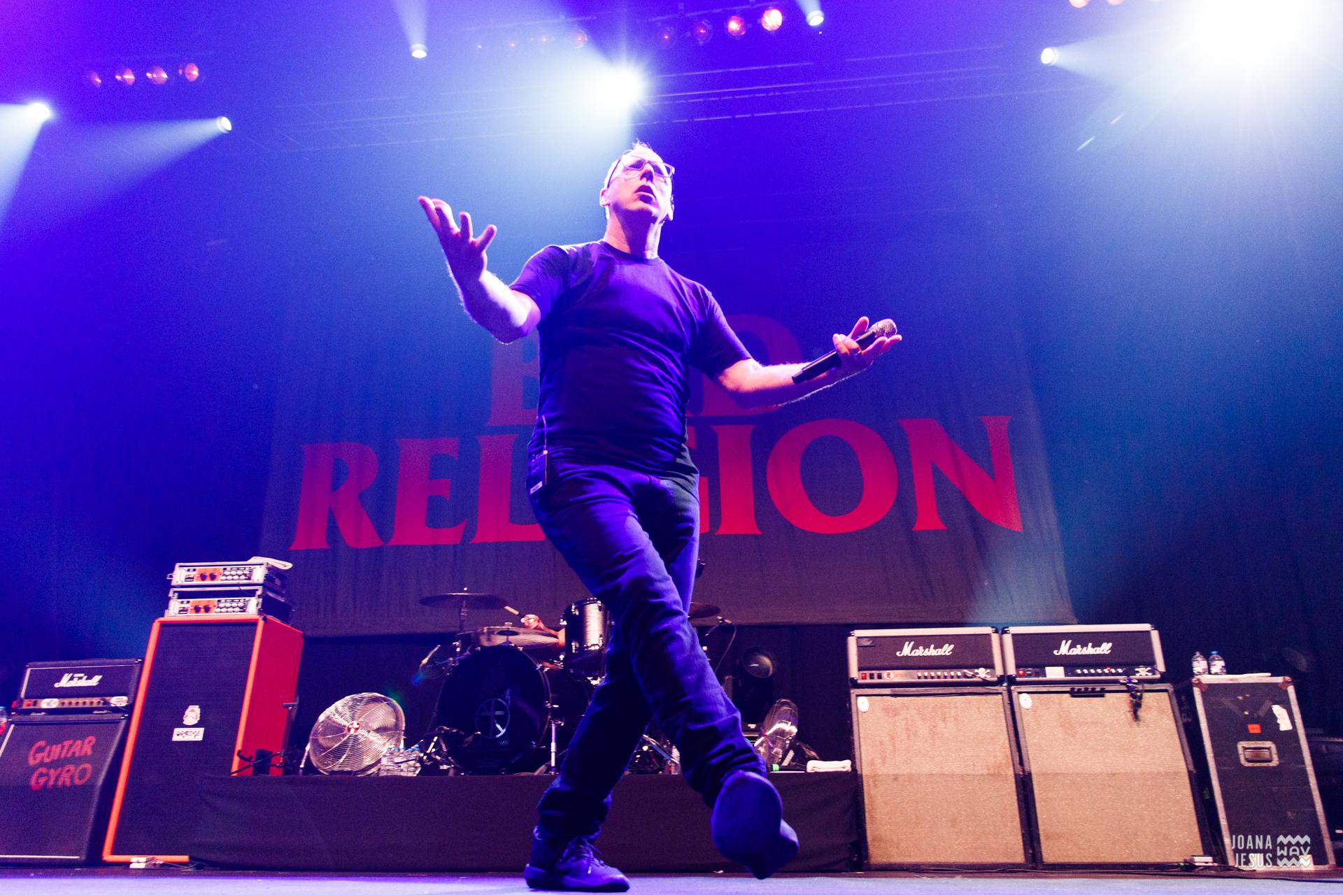 Bad Religion - Sala Tejo, Lisboa [15Mai2019] Foto-reportagem