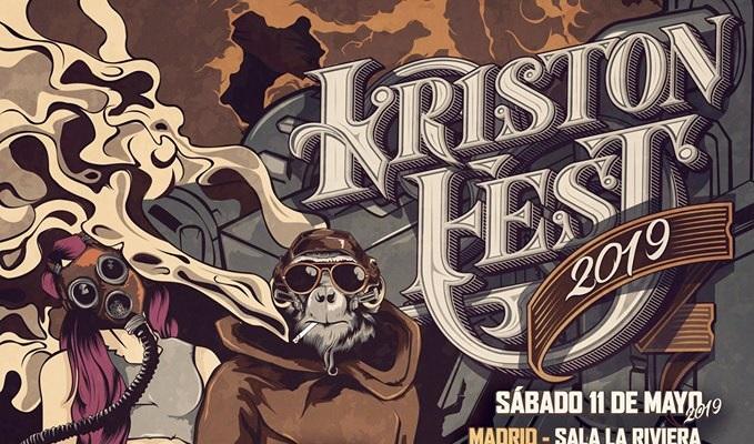 Madrid ligado à corrente - Antevisão Kristonfest 2019