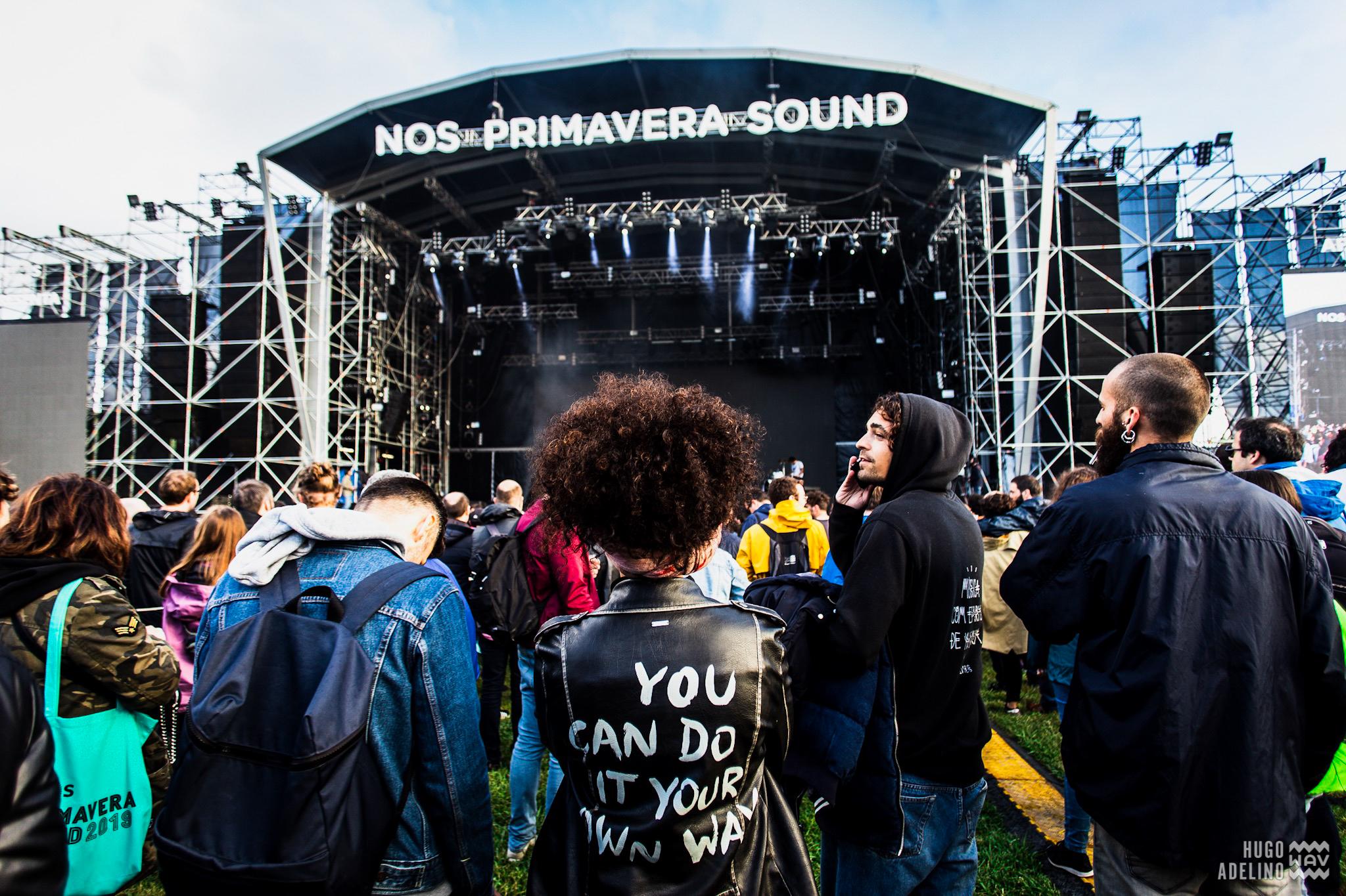 NOS Primavera Sound 2019 - Dia 1 [6Jun] Texto + Fotos