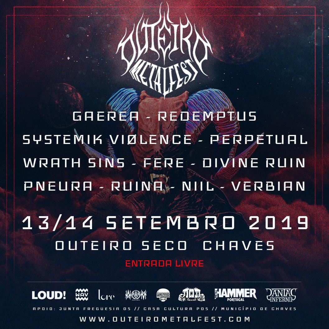 Outeiro Metal Fest 2019