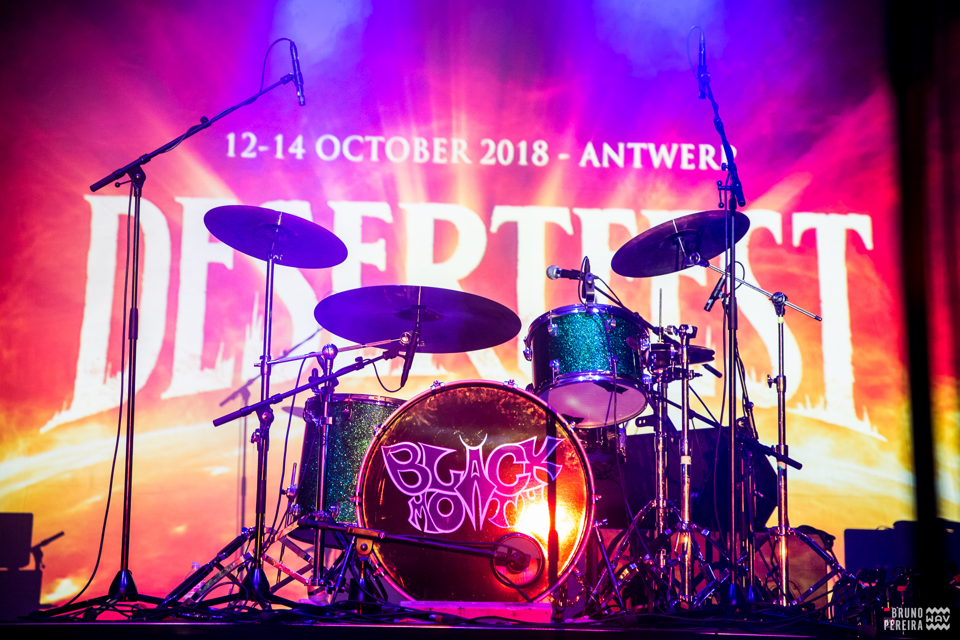 Desertfest Belgium 2018 [12-14Oct] Photo Galleries