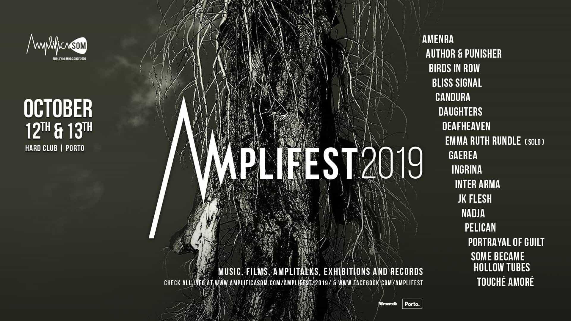 Amplivoices, Parte 1 - Antevisão Amplifest 2019