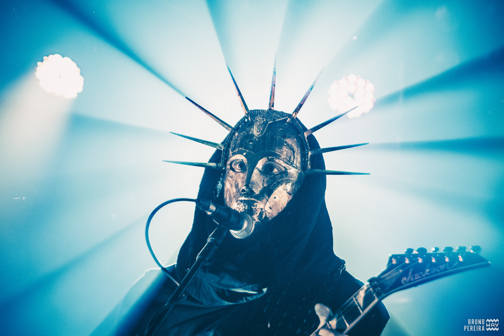 """Here [Europe], there's just a little more hunger to see live music in general"" - Imperial Triumphant in interview"