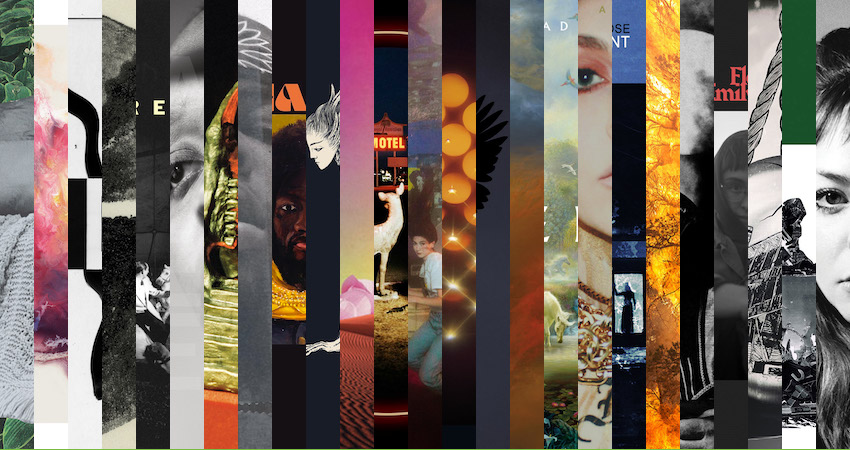 Os 25 melhores álbuns internacionais de 2019