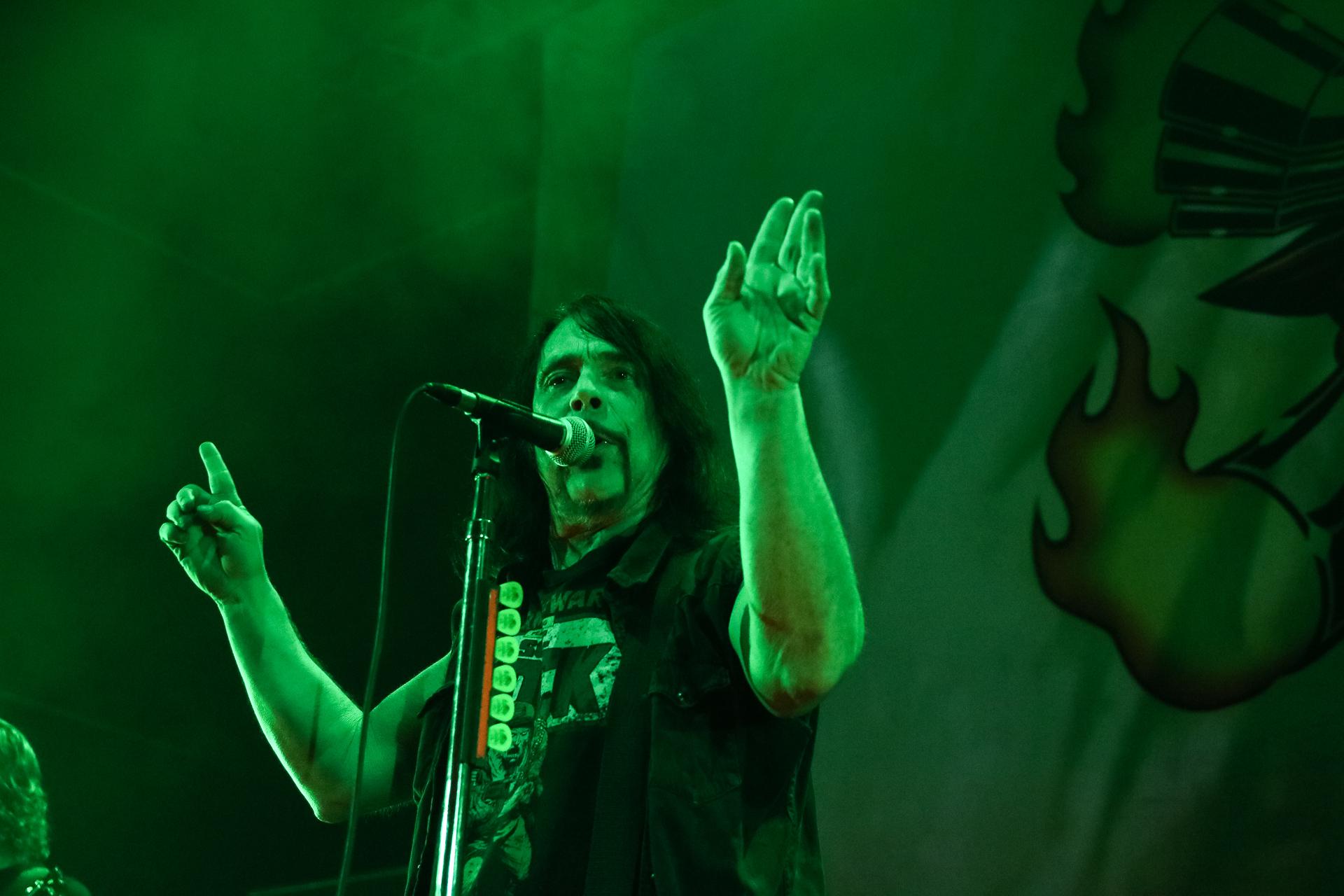 Monster Magnet - Sala Capitol, Santiago de Compostela [21Fev2020] Texto + Fotos
