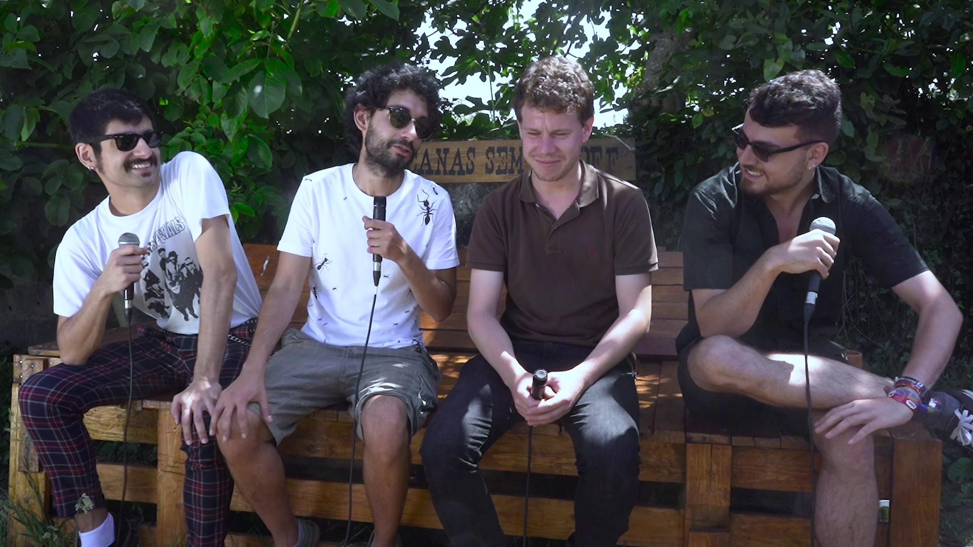 EVOKE COLLECTIVE x WAV apresentam Sacanas Sem Layoff - The FAQs em Entrevista