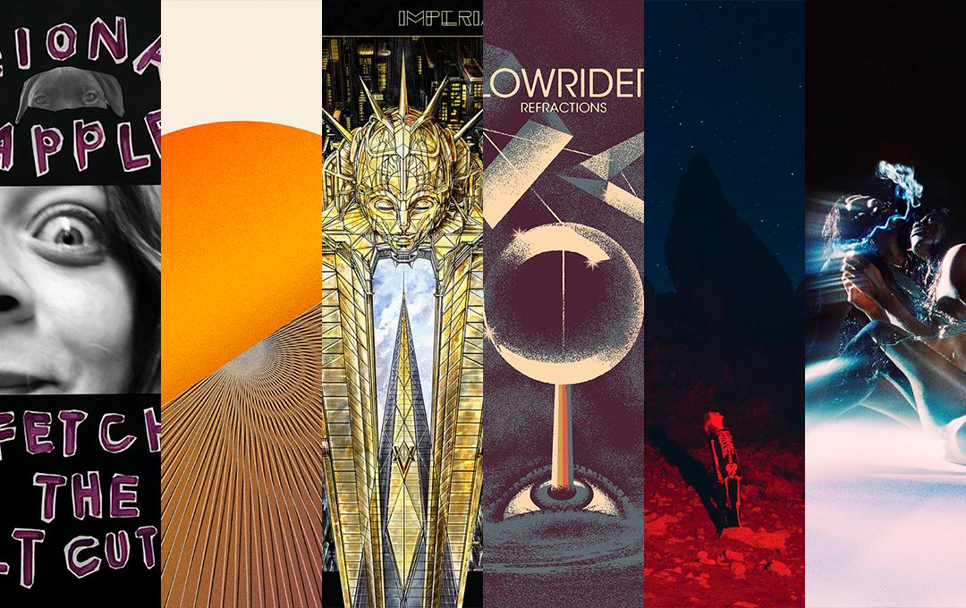 Os 25 melhores álbuns internacionais de 2020
